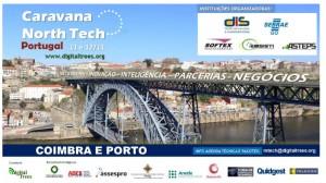 Missão Tecnológica Brasil-Portugal, Caravana North Tech